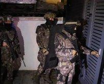 İstanbul'da uyuşturucu satıcılarına operasyon