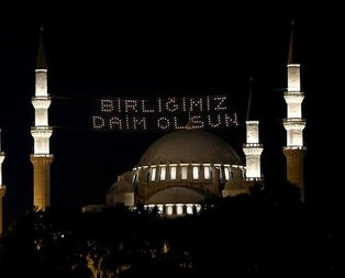 90 bin camide eş zamanlı sela okundu