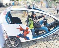 Köln'ün şoför Celal'i