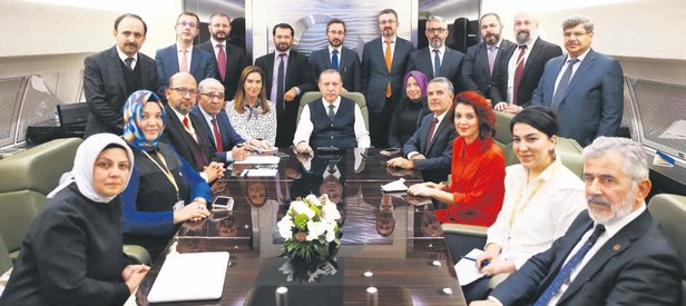 Diplomat değil FETÖ ajanları