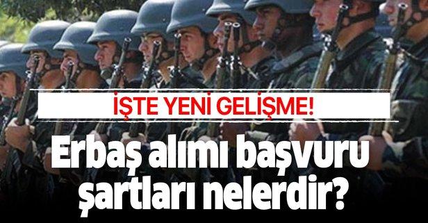Jandarma 22 bin uzman erbaş alımı yapılacak mı?