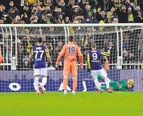 Fernandao 2. kez penaltı kaçırdı