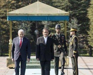 İrandan Ankaraya kritik ziyaret