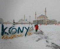 Konya'da yarın okullar tatil mi? Kar tatili var mı?