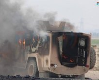 Suriye'de bombalı saldırı provokasyonu