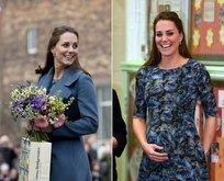 Kate Middleton doğum yaptı