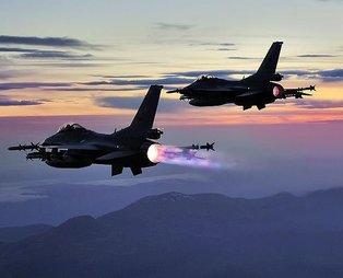 Son dakika: Irak kuzeyine hava harekatı: 3 terörist etkisiz hale getirildi
