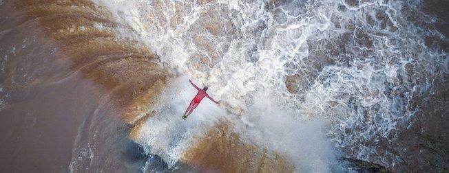 Dünyanın drone ile çekilmiş en iyi fotoğrafları
