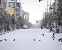 Meteoroloji'den bu illerde yaşayanlara flaş uyarı! Kar geliyor