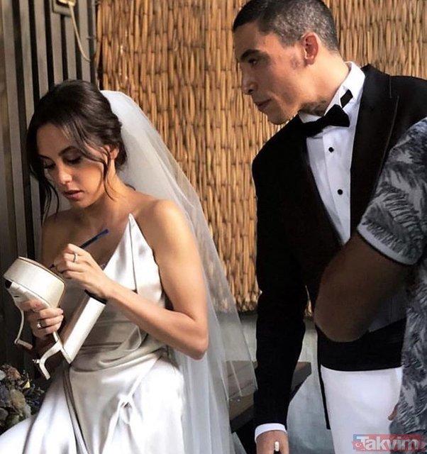 Can Bonomo ve Öykü Karayel evlendi!