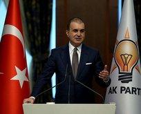 Ömer Çelik'ten CHP'li Öztrak'a sert tepki
