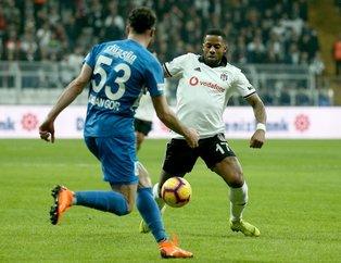 Kartal evinde yaralı | MS: Beşiktaş 1-1 BB Erzurumspor