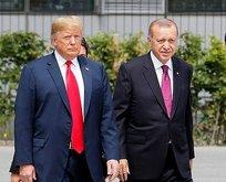 Erdoğan Suriye konusunda Trump'ı ikna etti