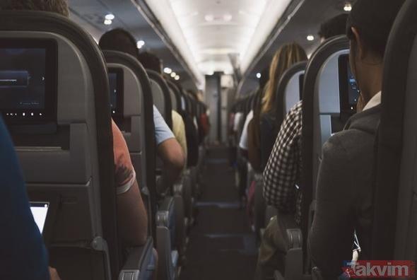 Uçaklarda dağıtılan kulaklıklar hakkında şoke eden detay!