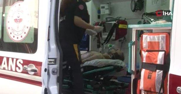 20 yaşındaki kızını boğarak öldürdü