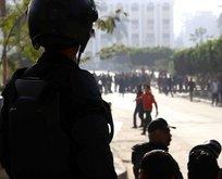 Mısır'da Anadolu Ajansı ofisine baskın!