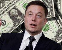 Elon Musk servetini katladı
