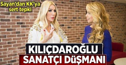 Seda Sayan: Kılıçdaroğlu'nu affetmiyorum!