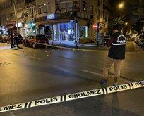 İstanbul'da silahlı çatışma! Yaralılar var...