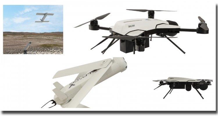 'Kamikaze Drone'un daha büyüğü geliyor!