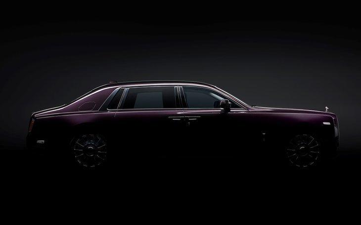İşte Rolls-Royceun sekizinci kuşak Yeni Phantomu