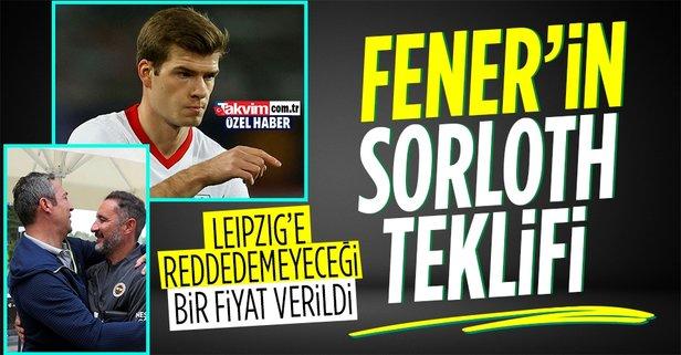 İşte Fenerbahçe'nin Alexander Sörloth teklifi