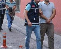 İstanbul'da FETÖ operasyonu: 9 gözaltı