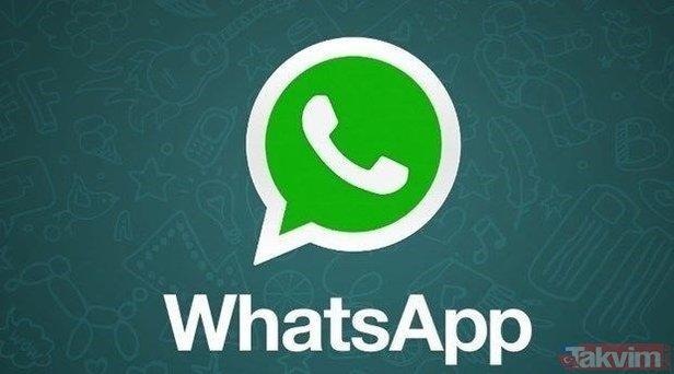 WhatsApp'ta şok ayrılık!