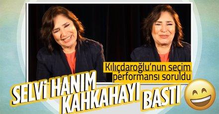 Kemal Bey'in seçim performansı soruldu