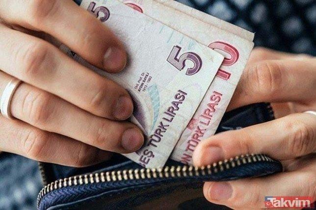 SSK emeklisine 1.818 lira memur emeklisine 2.379 lira! İşte zamlı emekli maaşları...