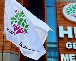 HDP'li başkan ve Meclis üyelerine soruşturma!