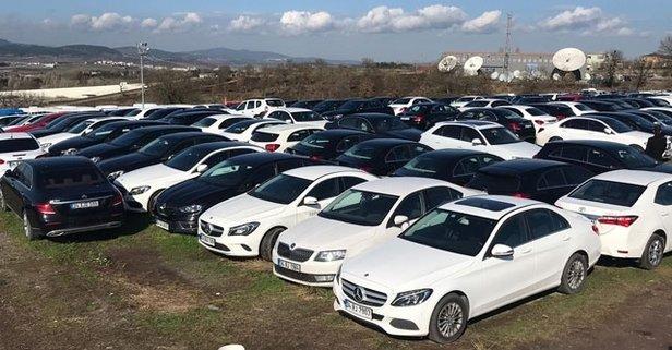 Hepsi yarı fiyatına satılıyor! Range Rover, Mercedes, Porsche, Audi...