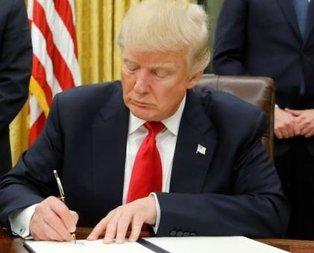 Trump, skandal kararnameyi yarın imzalıyor