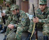 İşgalci Ermeni ordusu eriyor!
