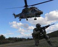 Siirtte 4 PKKlı terörist etkisiz hale getirildi