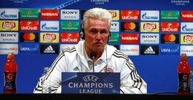 Heynckes Beşiktaşlı yıldızı övdü Bayern Münihte oynayabilir