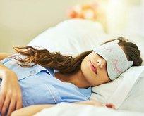 Bitmeyen uykuda kansızlık saklı