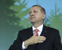 Lübnan'dan Başkan Erdoğan'a teşekkür
