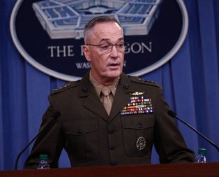 ABD Genelkurmay Başkanı'ndan S-400 açıklaması