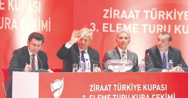 Ziraat Türkiye Kupası'nda 2.tur kurası çekiliyor