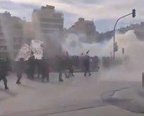 Yunanistan'da öğrenciler ayaklandı!