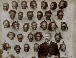 Tarihin en ürkütücü 20 fotoğrafı!