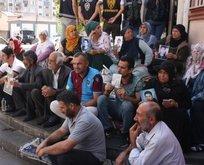 HDP önünde evlat nöbeti sürüyor!