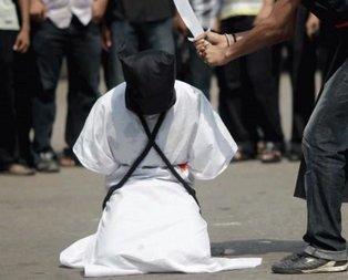 Dünya şokta! 37 kişiyi idam ettiler...