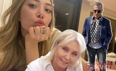 Mehmet Ali Erbil'in kızından olay pozlar! Yasmin Erbil yarı çıplak karavan halleri ile boy gösterdi annesinden yorum gecikmedi