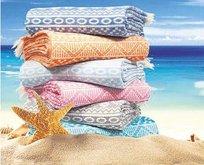 Dünyanın plaj modası peştemal