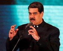 Maduro'dan net mesaj: Hesap verecek