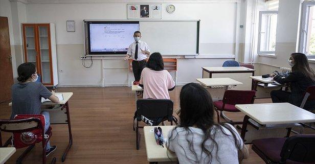 Yüz yüze sınavlar iptal mi olacak? MEB son dakika lise 9. 10. 11. 12. sınavları iptal olacak mı?