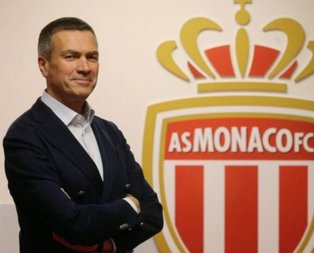 Monaco Başkanı'ndan Falcao hakkında flaş açıklama