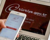 E-devlet şifresi eve gelecek